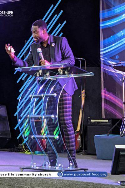 Lead/ Founding Pastor, Purpose-Life Community Church